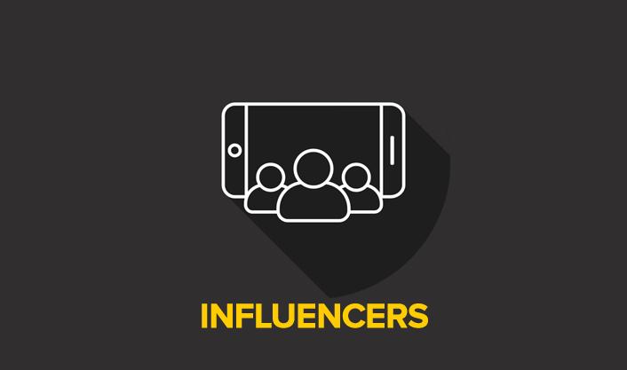 Por qué contar con influencers en un Ecosistema Digital